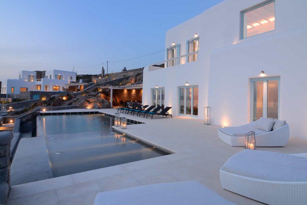 Mykonos luxury villa Irene40