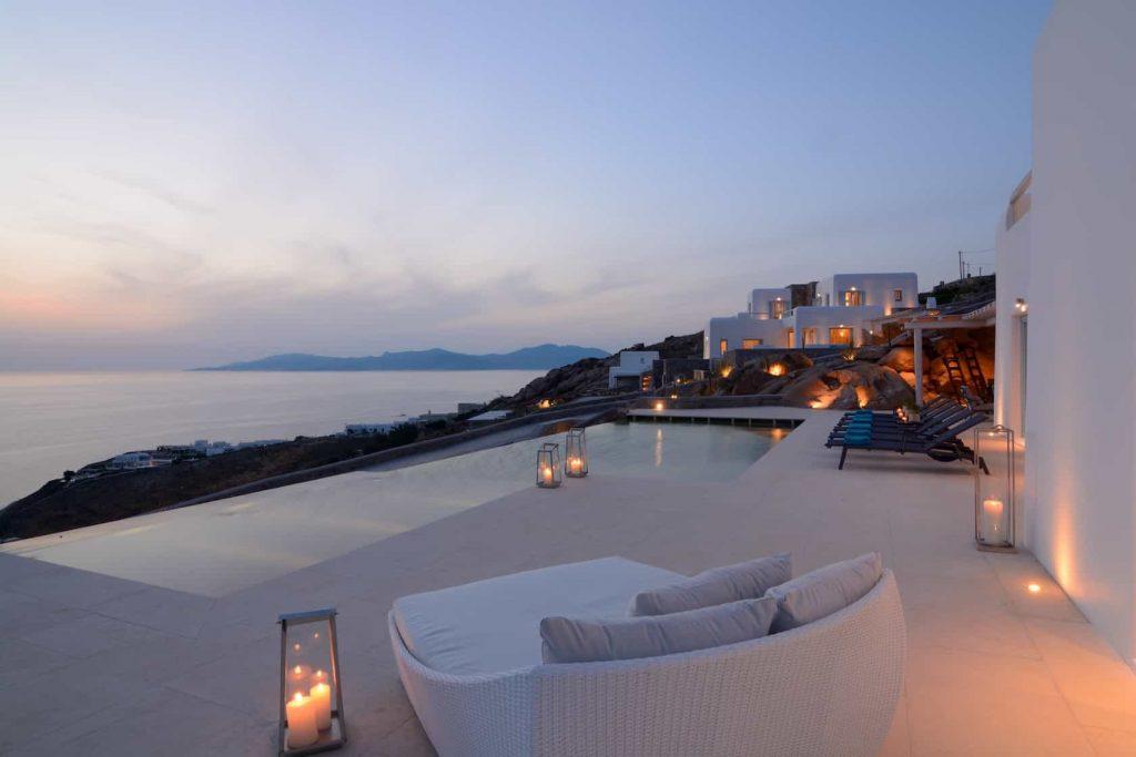 Mykonos luxury villa Irene41