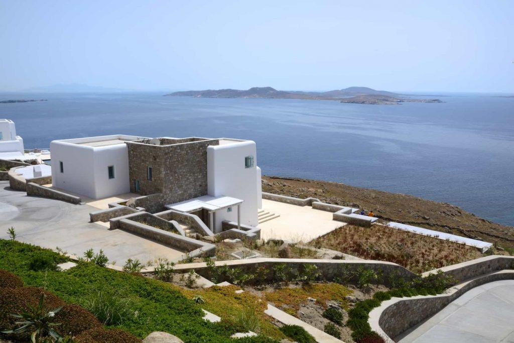 Mykonos luxury villa Irene46
