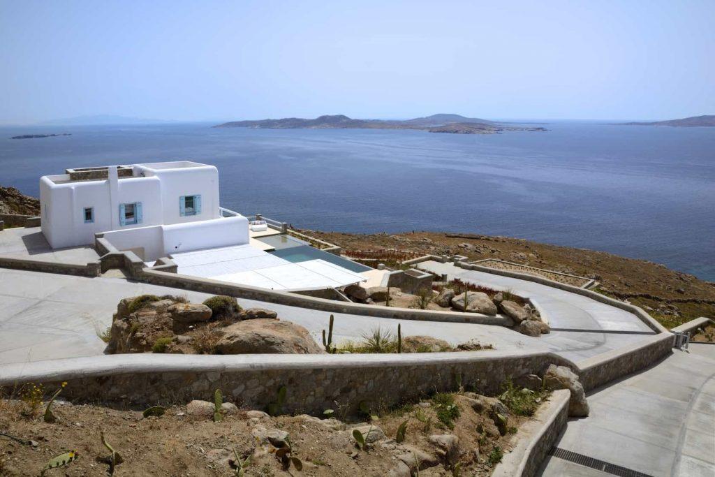 Mykonos luxury villa Irene47