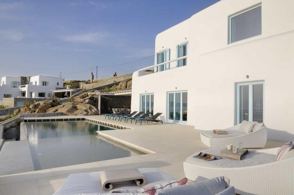 Mykonos luxury villa Irene5