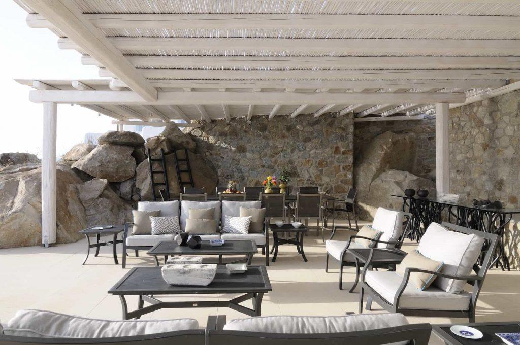 Mykonos luxury villa Irene9