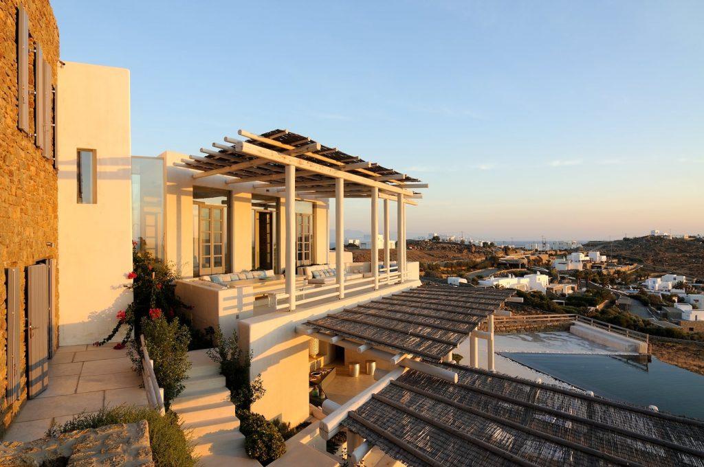Mykonos Luxury Villa Iris31