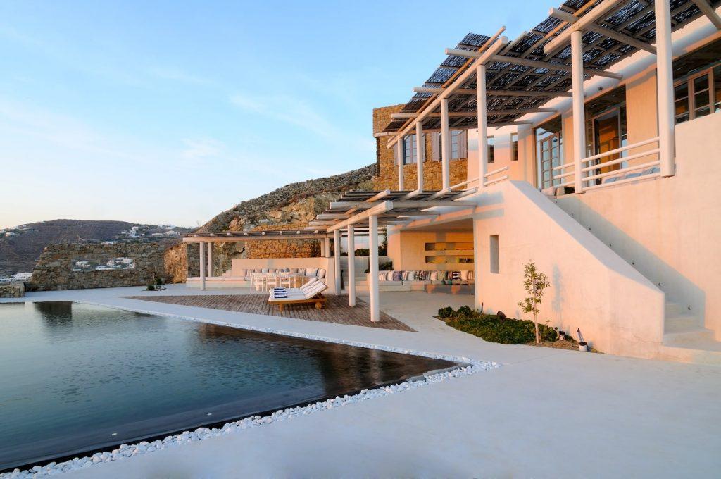 Mykonos Luxury Villa Iris32