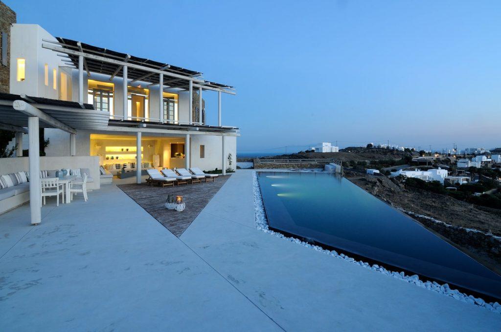 Mykonos Luxury Villa Iris34