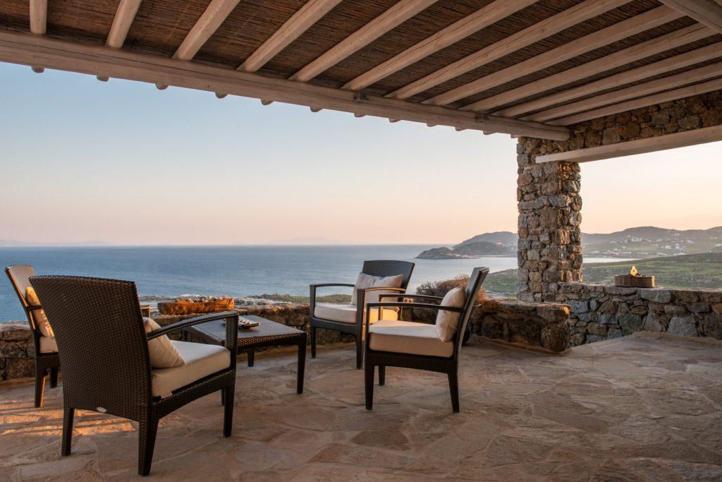 Mykonos Luxury Villa Justine12