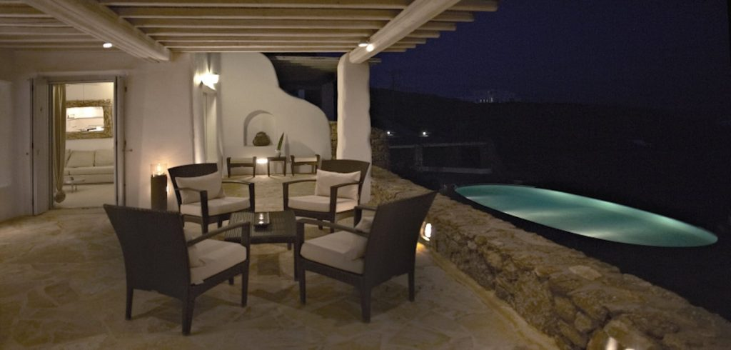 Mykonos Luxury Villa Justine21