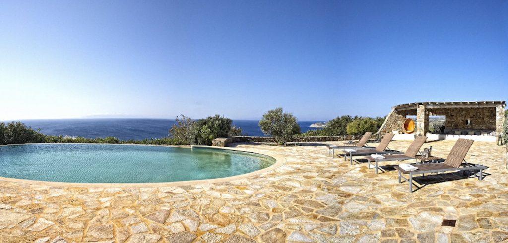 Mykonos Luxury Villa Justine22
