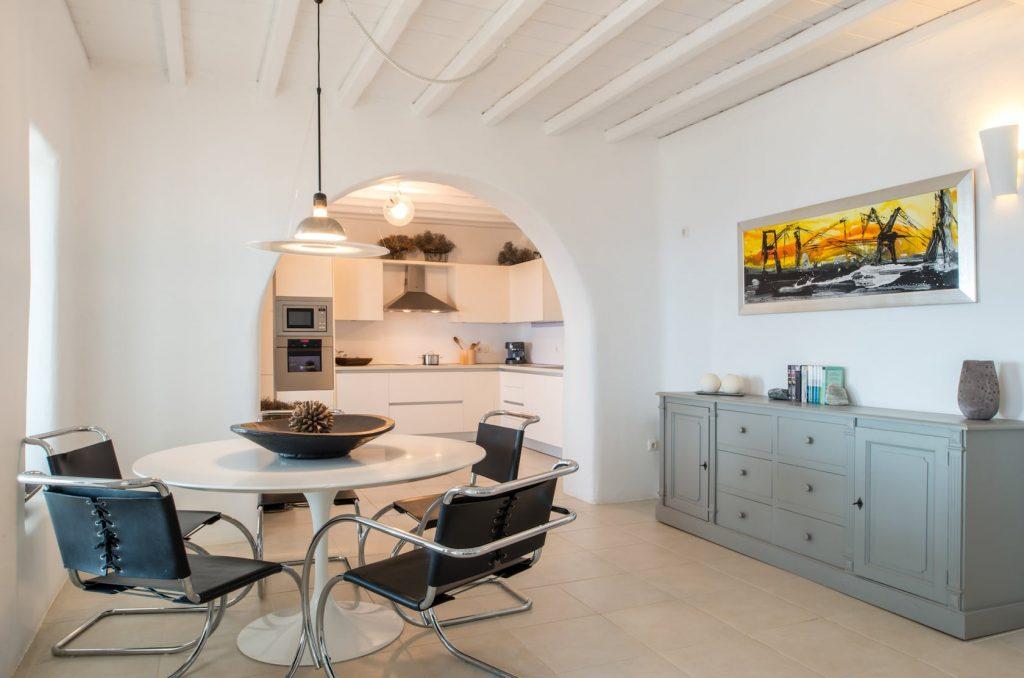 Mykonos Luxury Villa Justine9