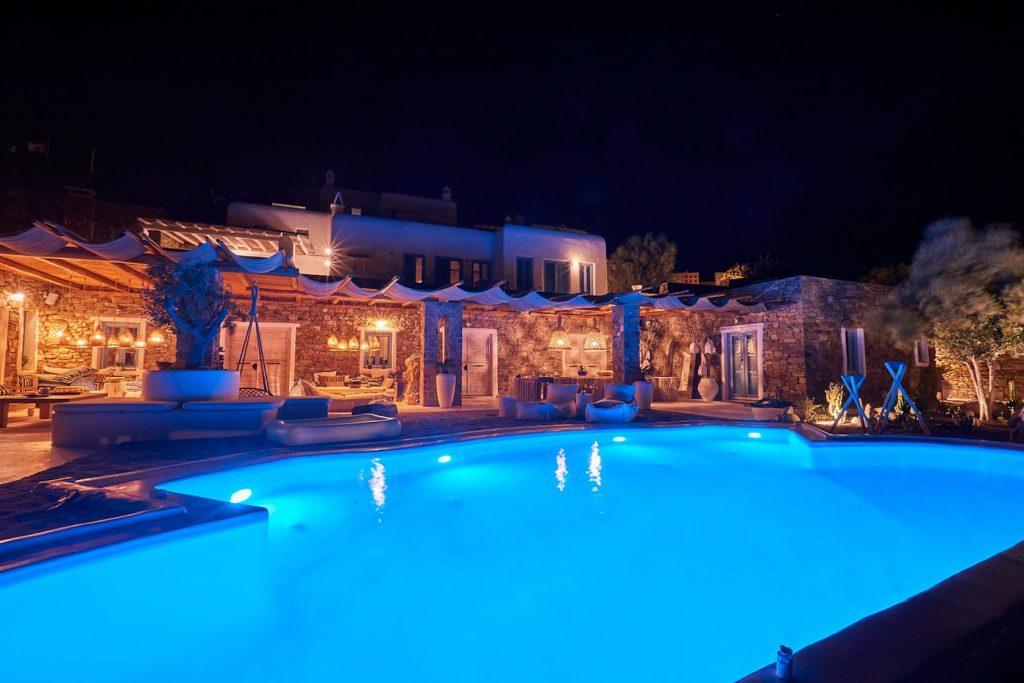 Mykonos Luxury Villa Karkos1