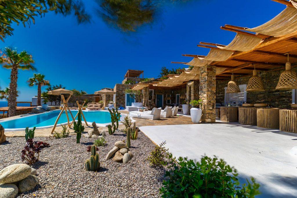 Mykonos Luxury Villa Karkos18