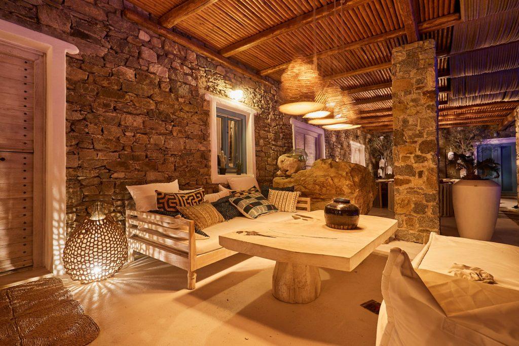 Mykonos Luxury Villa Karkos2