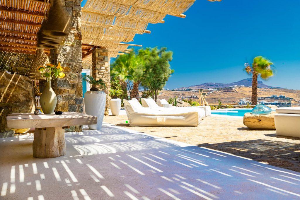 Mykonos Luxury Villa Karkos20