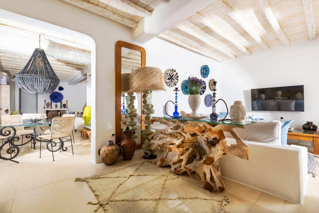 Mykonos Luxury Villa Karkos27
