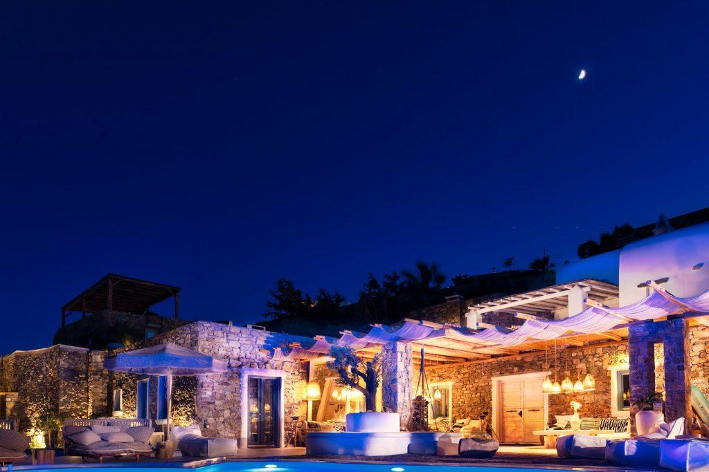 Mykonos Luxury Villa Karkos29