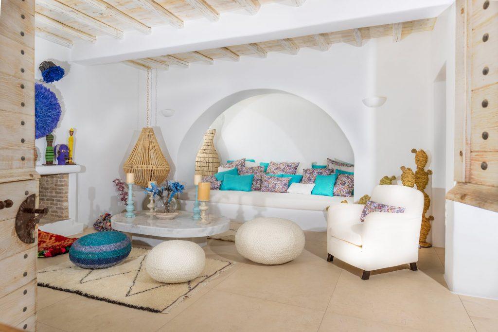Mykonos Luxury Villa Karkos3