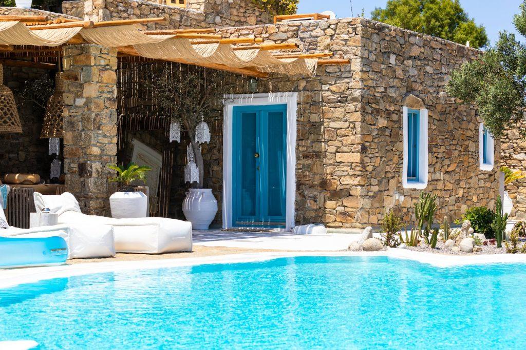 Mykonos Luxury Villa Karkos5