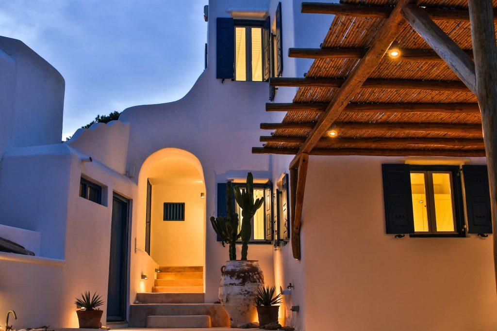 Mykonos Luxury Villa Karmen32