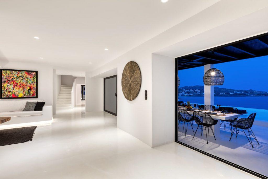 Mykonos Luxury Villa Krystalline16