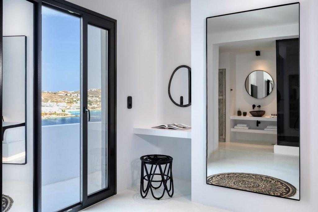 Mykonos Luxury Villa Krystalline32