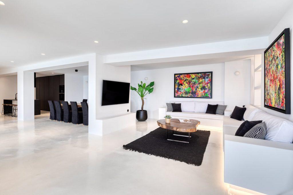 Mykonos Luxury Villa Krystalline33
