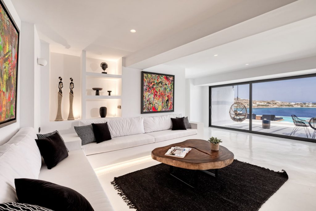 Mykonos Luxury Villa Krystalline35