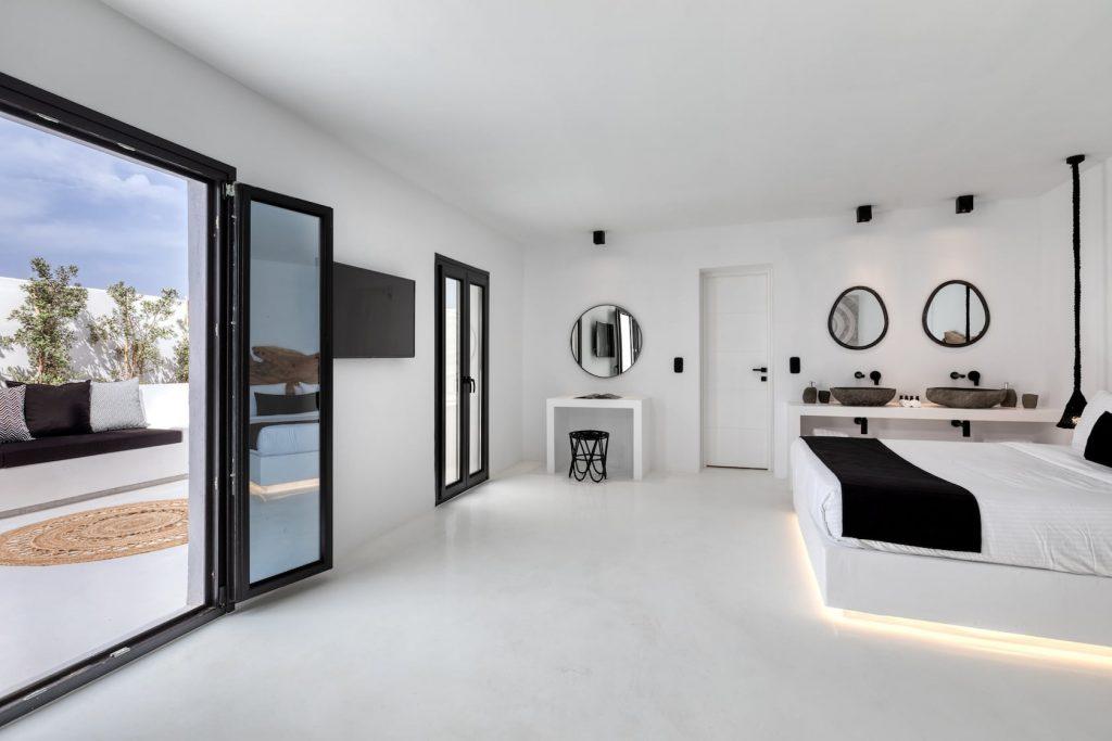 Mykonos Luxury Villa Krystalline40
