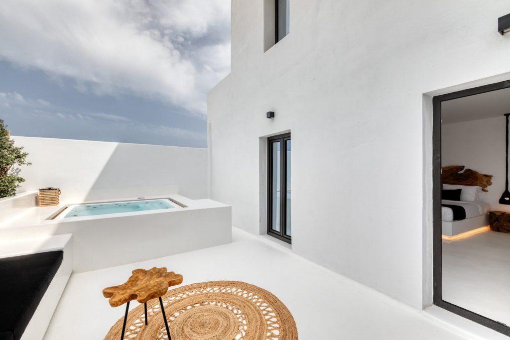 Mykonos Luxury Villa Krystalline41