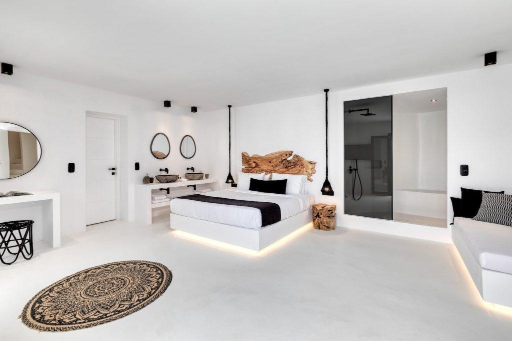 Mykonos Luxury Villa Krystalline42