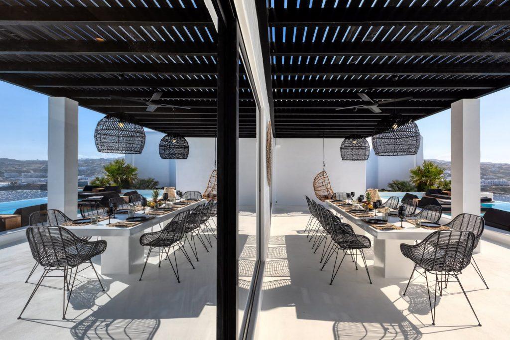 Mykonos Luxury Villa Krystalline5