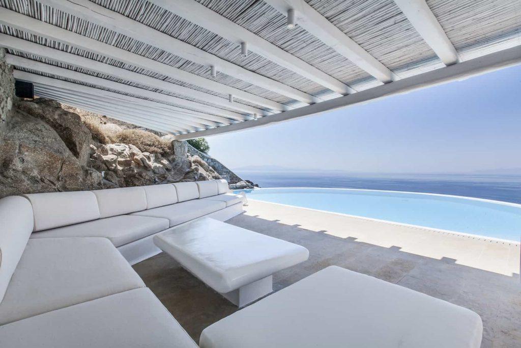 Mykonos luxury villa Lazaros10