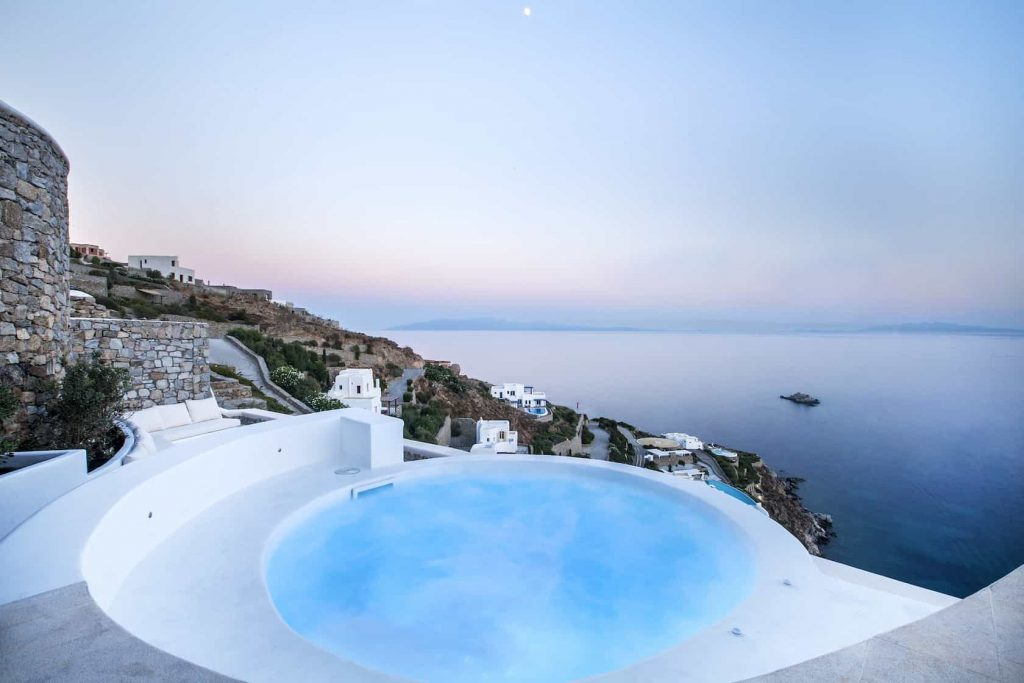 Mykonos luxury villa Lazaros13