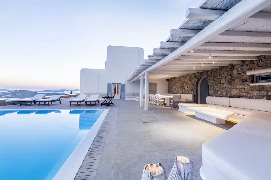 Mykonos luxury villa Lazaros4
