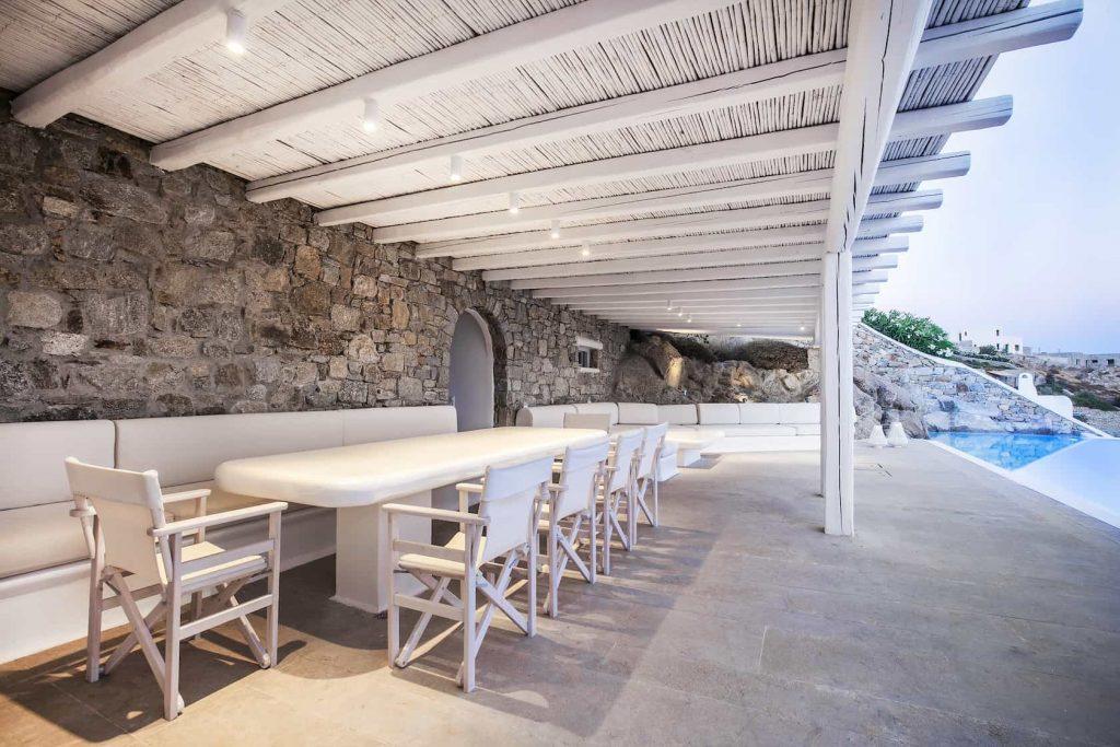 Mykonos luxury villa Lazaros5