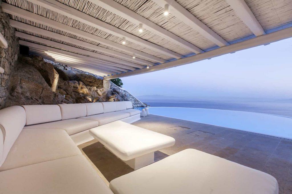 Mykonos luxury villa Lazaros6