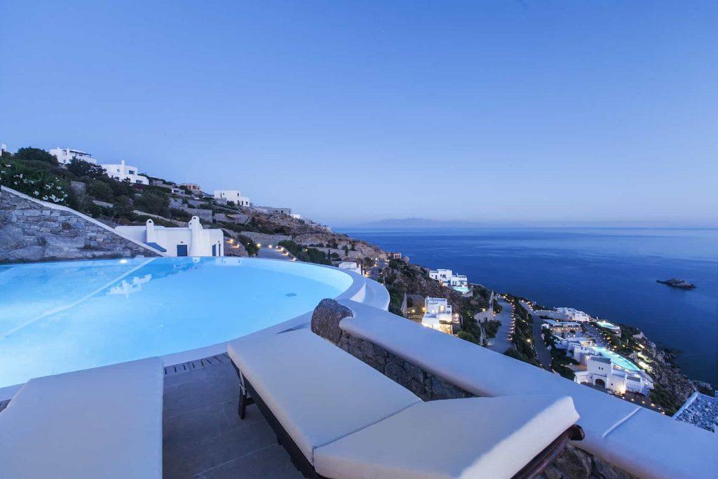 Mykonos luxury villa Lazaros7
