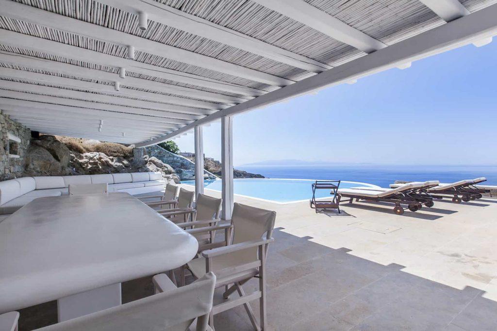 Mykonos luxury villa Lazaros8
