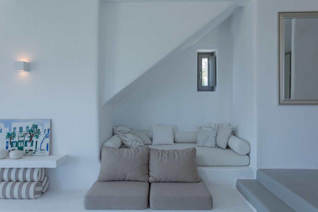 Mykonos luxury villa Luna23