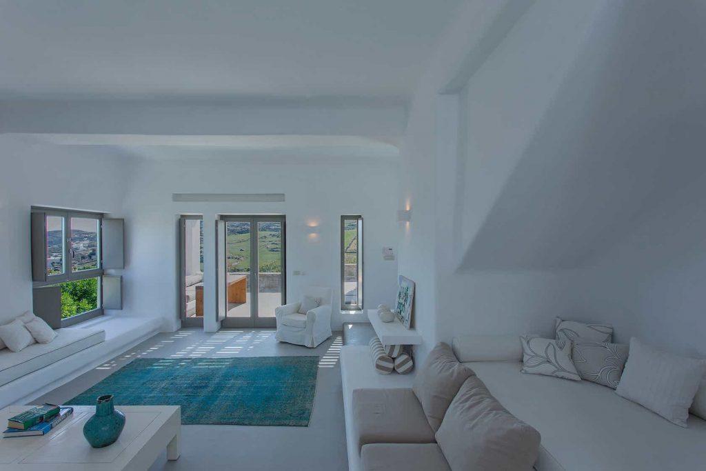 Mykonos luxury villa Luna25
