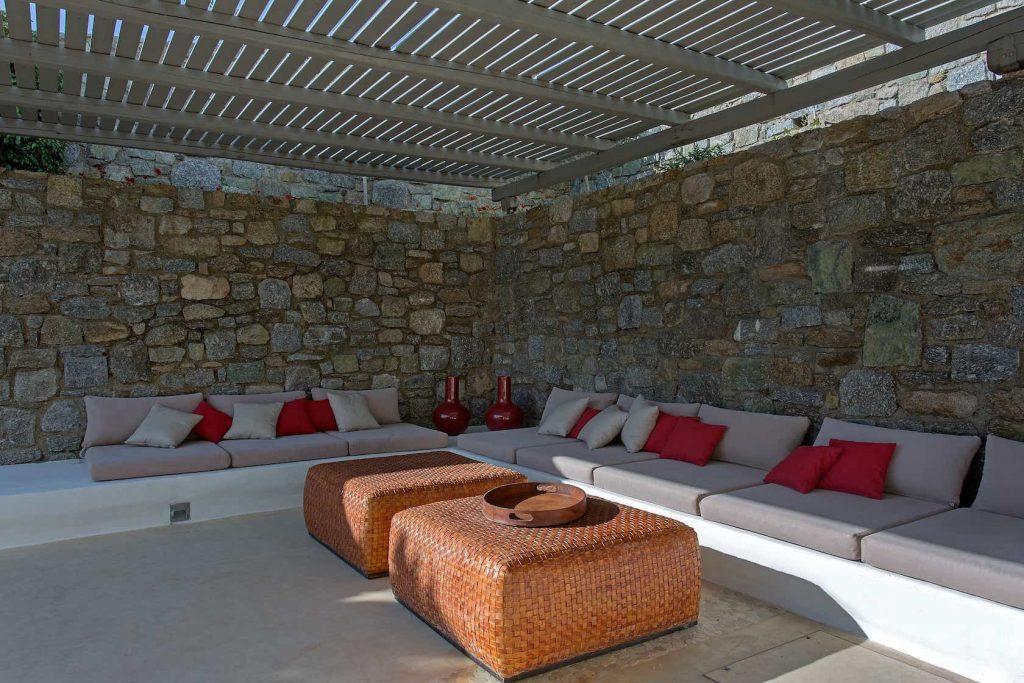 Mykonos luxury villa Luna5