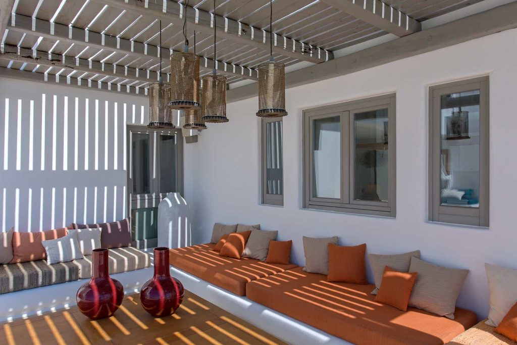Mykonos luxury villa Luna7