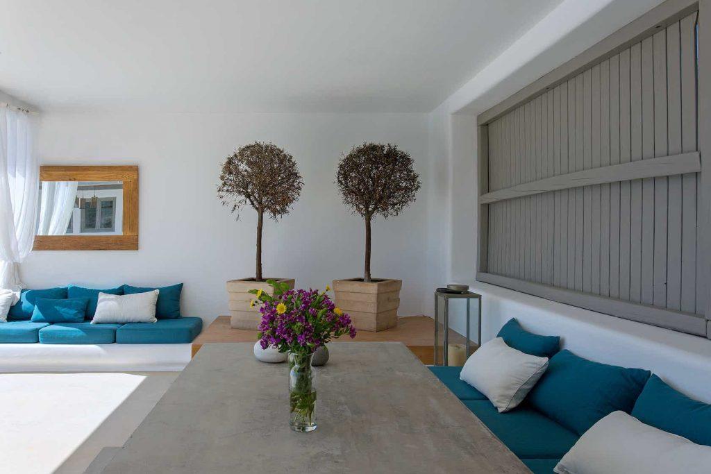 Mykonos luxury villa Luna8