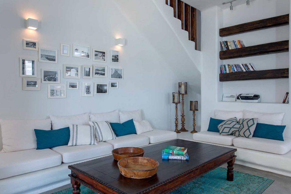 Mykonos luxury villa Luna9