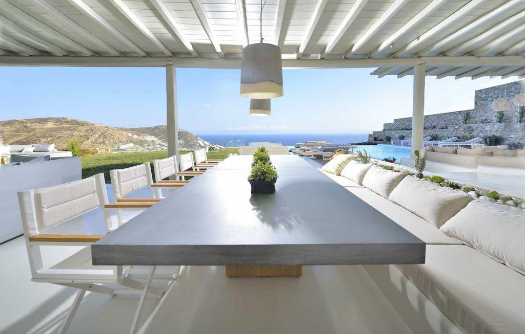 Mykonos luxury villa Malena11