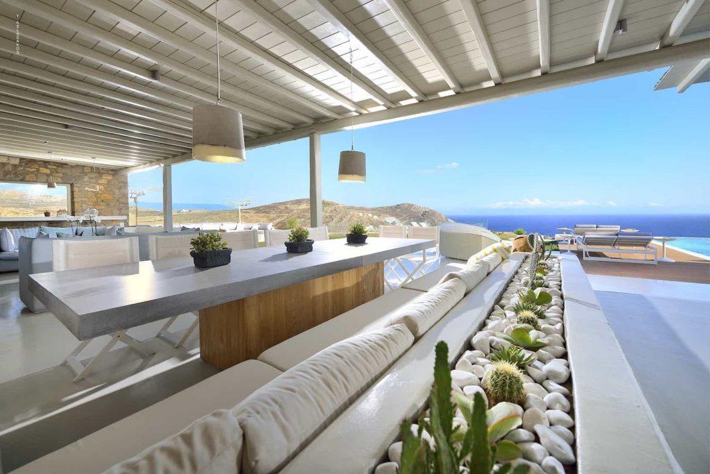 Mykonos luxury villa Malena12