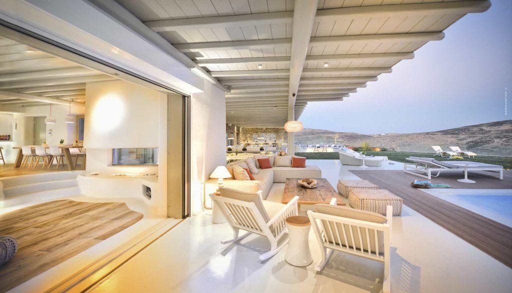 Mykonos luxury villa Malena14