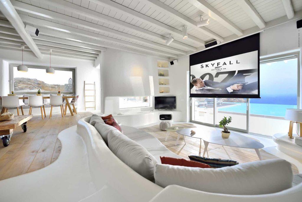 Mykonos luxury villa Malena17