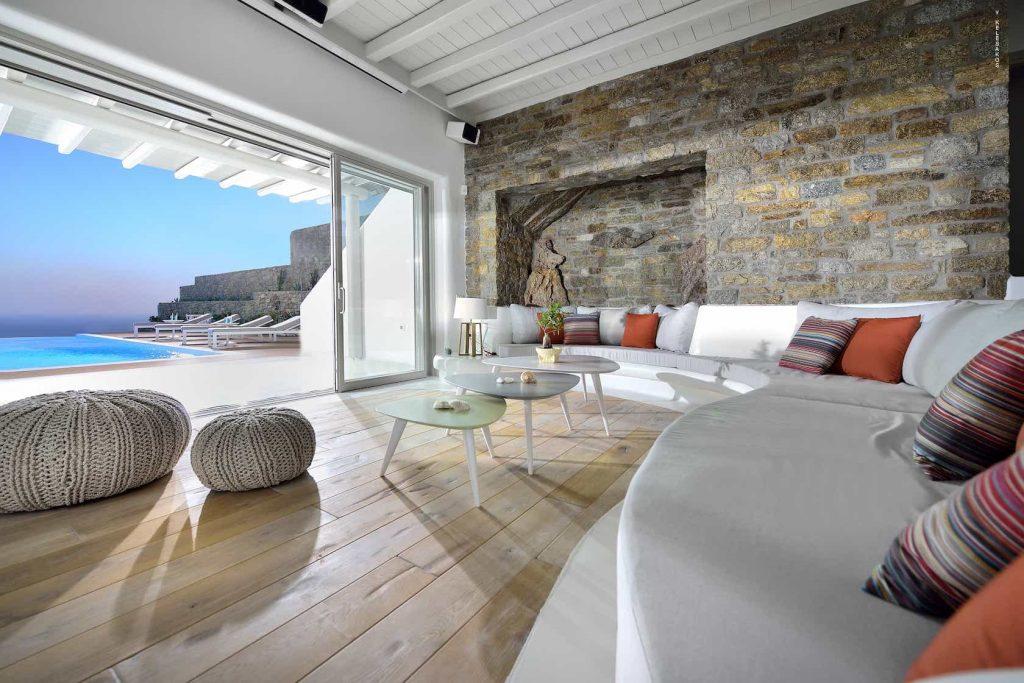 Mykonos luxury villa Malena19