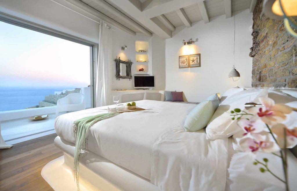 Mykonos luxury villa Malena24