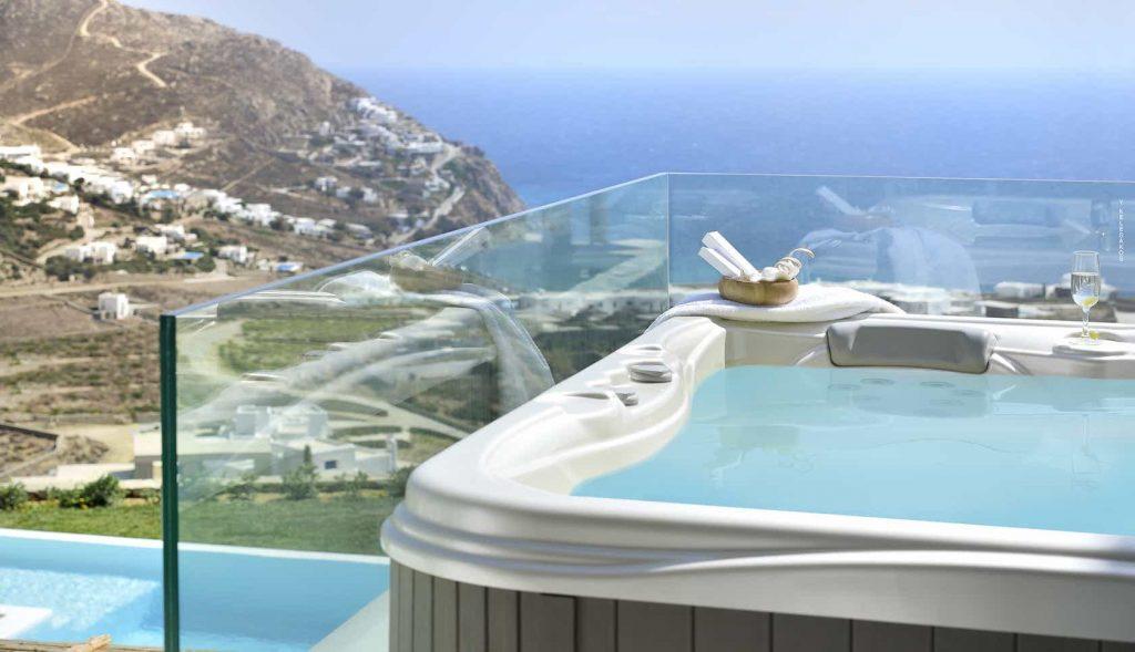 Mykonos luxury villa Malena27